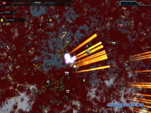 Страна крови (Crimsonland)