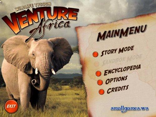 Wildlife Tycoon Venture Africa
