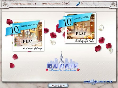 Dream Day Wedding 2: Married in Manhattan v1.0.5.783(beta)