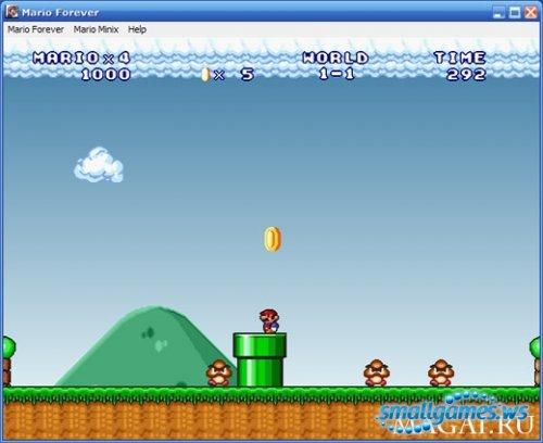 Mario Forever v4.0