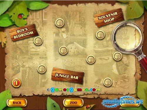Zoo Breakout (Hidden Object Game)