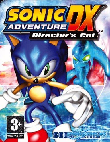 Sonic Adventure DX. Directors Cut