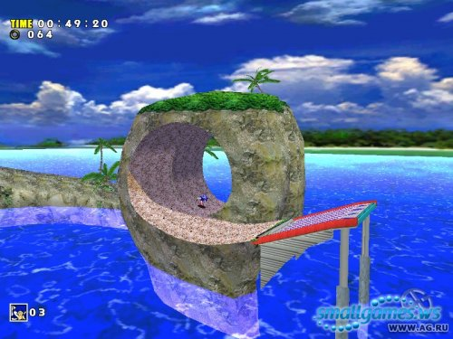 Sonic Adventure DX Directors Cut