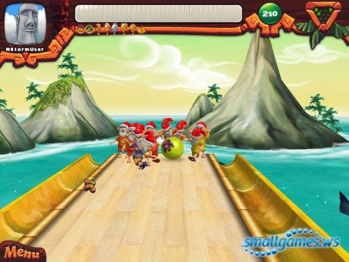 Elf Bowling 2: Hawaiian Vacation