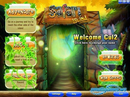 Safari Island Deluxe