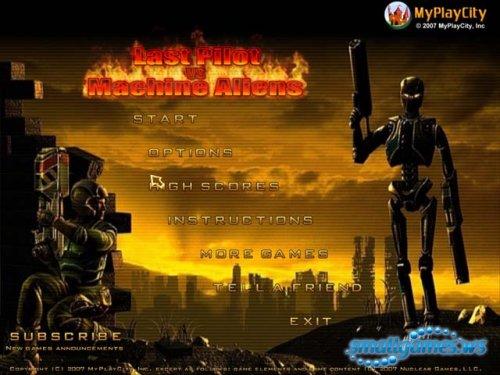 Асс против Роботов
