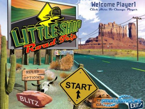 Little Shop Road Trip