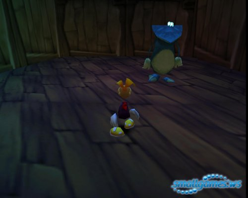 Rayman 2. The Great Escape