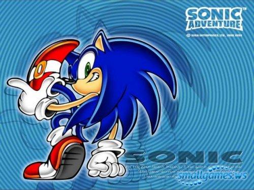 Sega эмулятор и весь Sonic