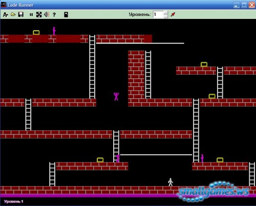 ZX Games Lode Runner 2.0