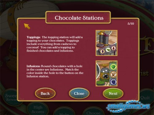 The Great Chocolate Chase™: A Chocolatier® Twist