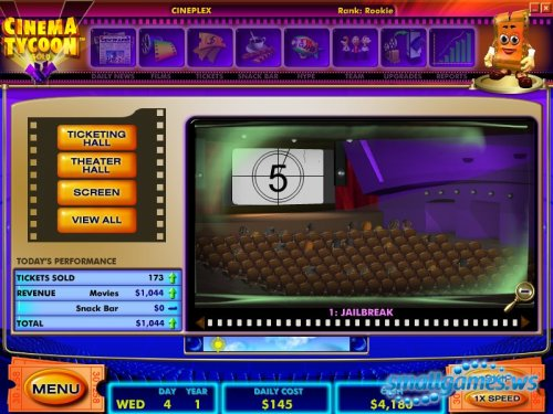 Cinema Tycoon Gold