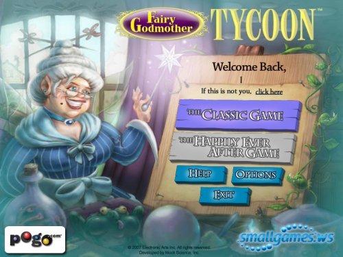 Fairy Godmother Tycoon