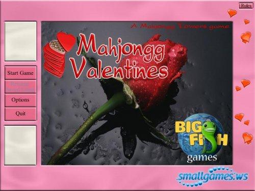 Mahjong Valentines