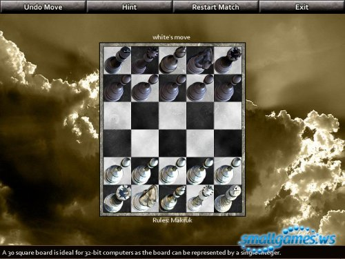 Mini Chess v1.0