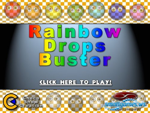 Rainbow Drops Buster