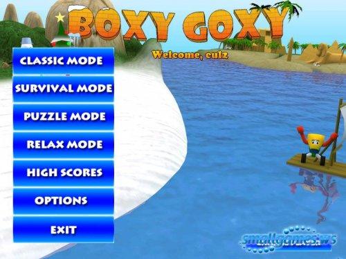 Boxy Goxy 1.21