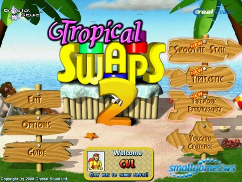 Tropical Swaps 2