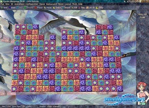 Kyodai Mahjongg 20.00 Beta 1