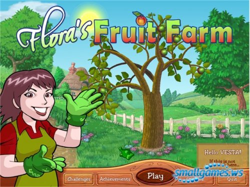 Flora's Fruit Farm [Beta]