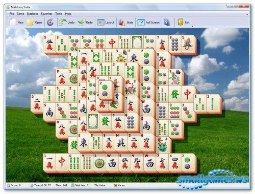 MahJong Suite 2008 v5.1