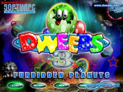 Dweebs 3: Furbidden Planets