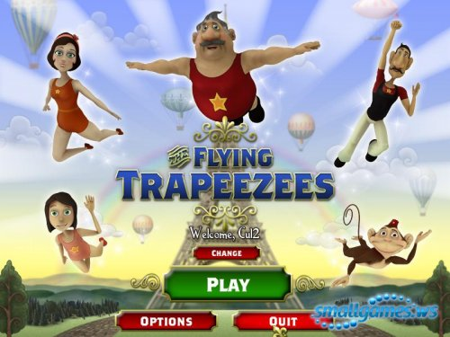 The Flying Trapeezees v1.0