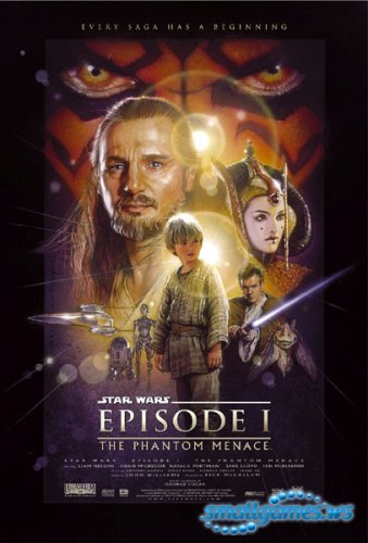 Portable Star Wars Episode I: The Phantom Menace
