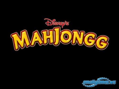 Disney Mahjongg