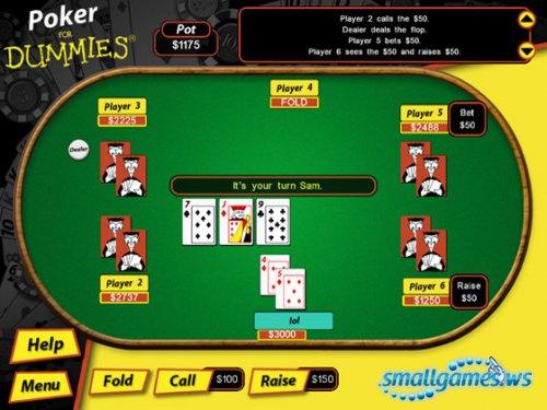Poker For Dummies v1.0