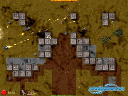 Screens Zimmer 6 angezeig: wasteland download