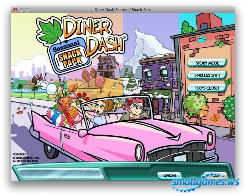 Diner Dash - Seasonal Snack Pack v1.2.1.43