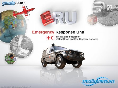 Red Cross. Emergency Response Unit