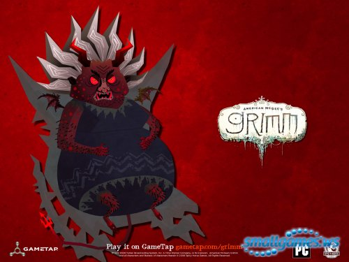 American McGee's Grimm: The Devil and His Three Golden Hairs