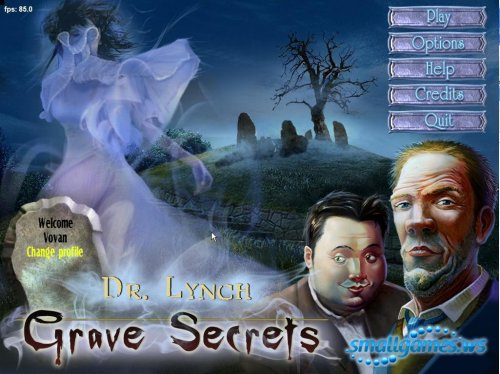 Dr.Lynch Grave Secrets