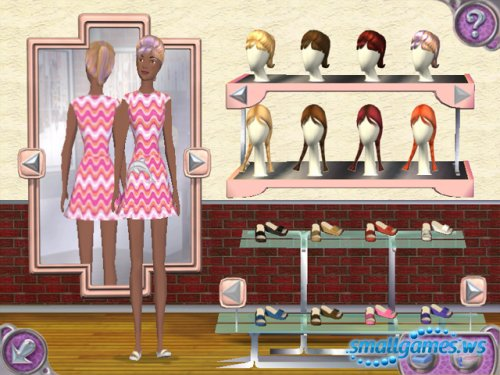 Barbie - Показ мод