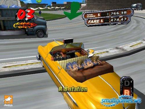 Crazy Taxi 3: Безумный таксист