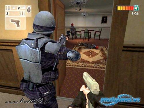 SAS. Спецназ против терроризма