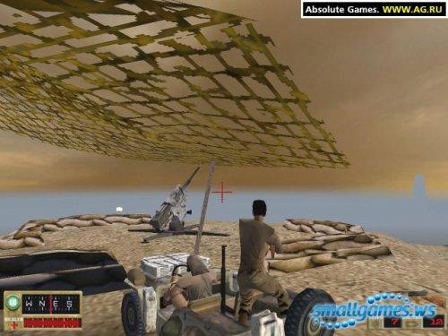 Сражения в песках (Крысы пустыни)