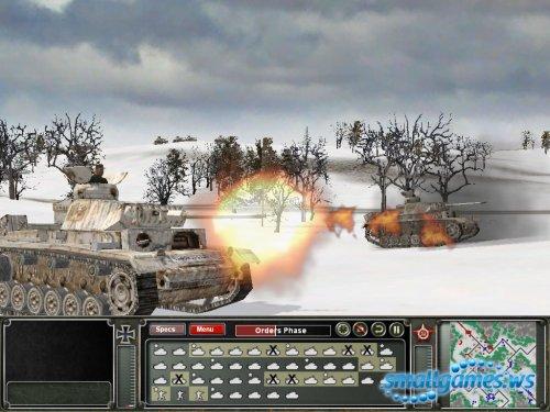 Panzer Command: Операция «Снежный шторм»
