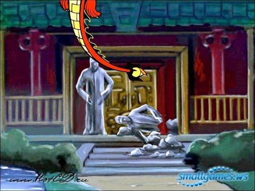 Скуби-Ду и китайский дракон