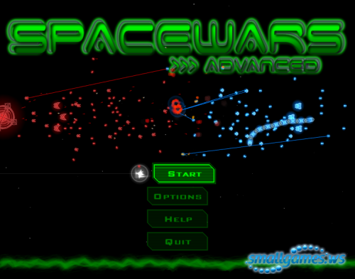 SpaceWars Advanced
