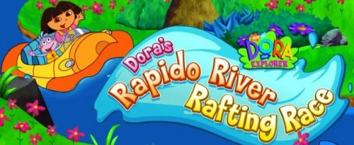 Dora River Rafting Race