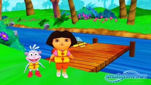 Dora River Rafting Race