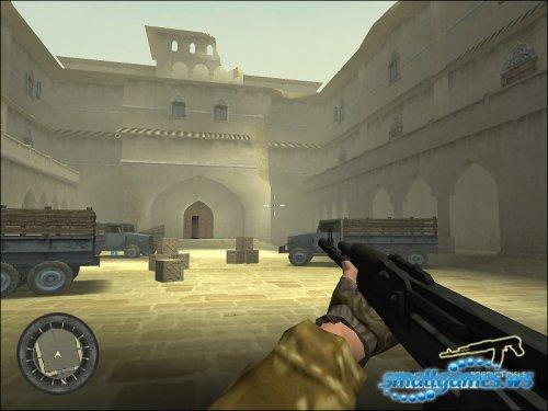 Война с террором 2. Операция «Буря в пустыне»