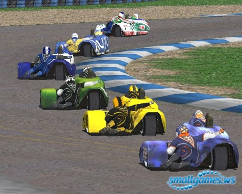 Crescent Suzuki Racing. Русская версия