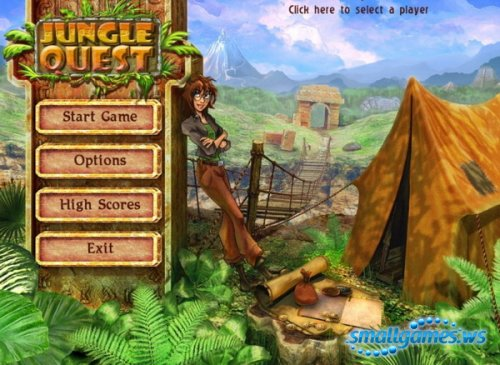 Jungle Quest(Final)