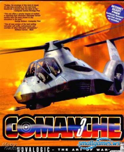 Comanche: Maximum Overkill