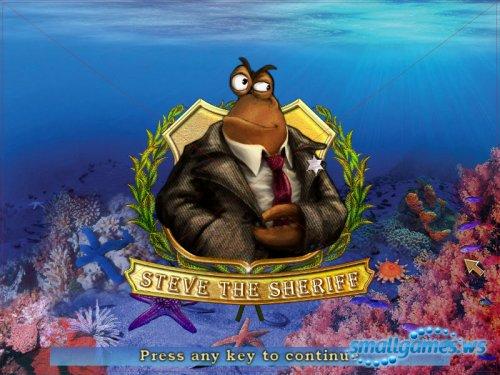 Steve the Sheriff (бета)