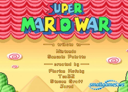 Super Mario War
